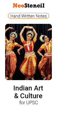 Art and Culture for UPSC